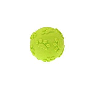Balle pour chien - vert pomme