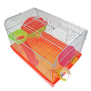 Cage pliante pour petit rongeur