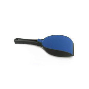 Pelle à litière avec couvercle - bleu nuit