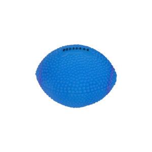 Jouet chien ballon rudby - bleu