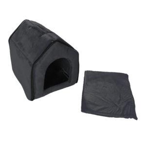 Maison dôme - noir