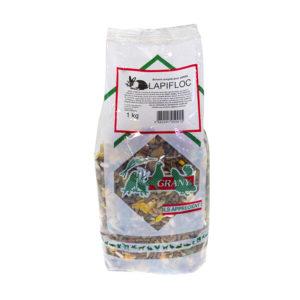 Aliment composé pour lapin