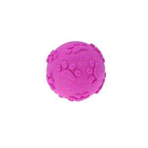 Balle pour chien - rose