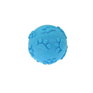 Balle pour chien - bleu