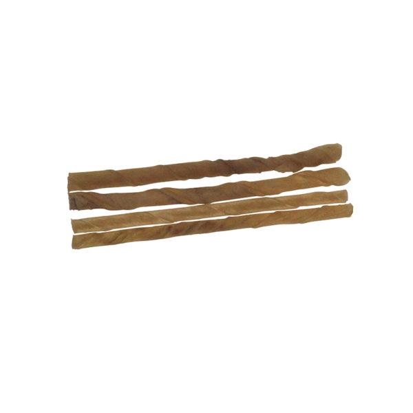 Bâtonnets torsadés buffle - sachet de 25