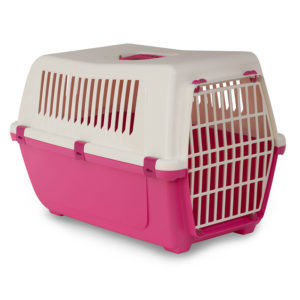 Cage de transport - fushia