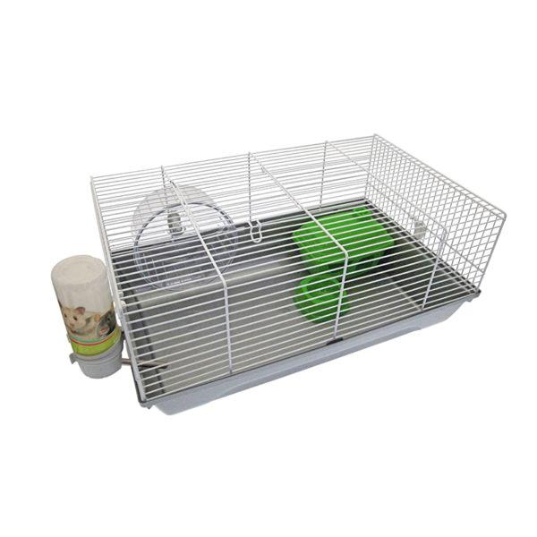 Cage hamster - vert