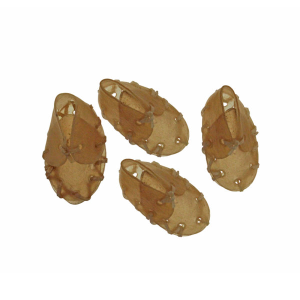 Chaussures à mâcher x4