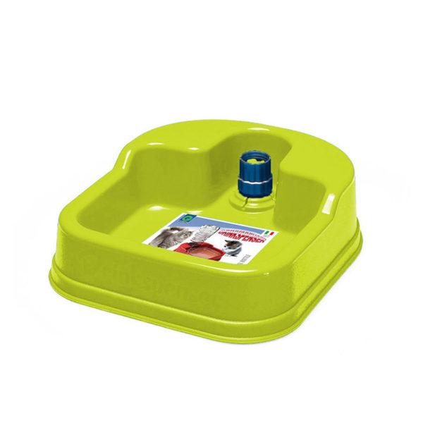 Distributeur d'eau antidérapant - vert pomme