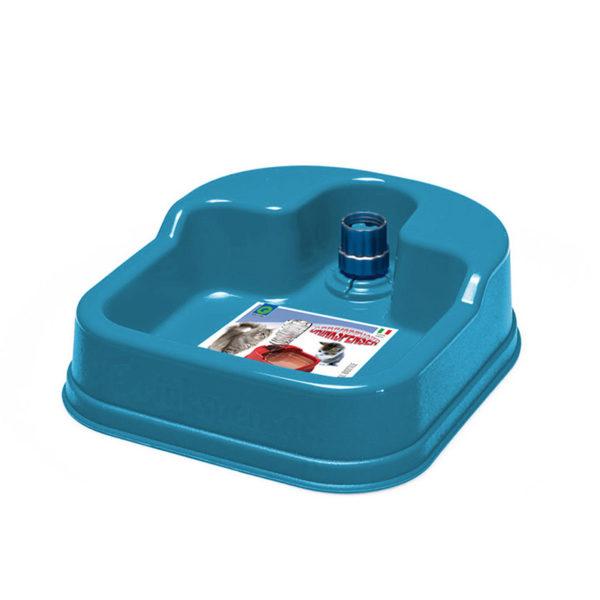 Distributeur d'eau antidérapant - bleu