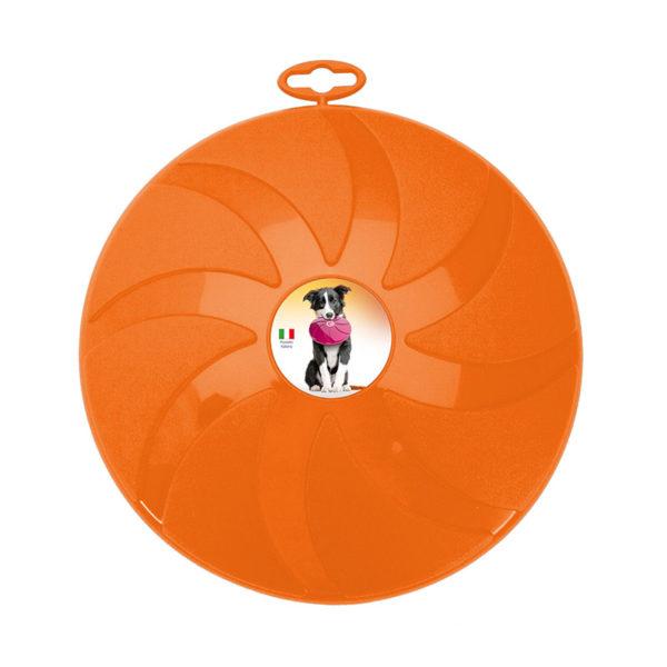 Frisbee pour chien - orange