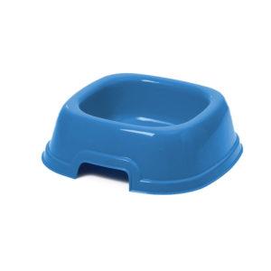 Gamelle carrée - bleu
