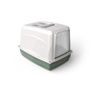Maison de toilette - vert