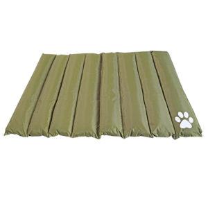 Matelas boudin imperméable - vert