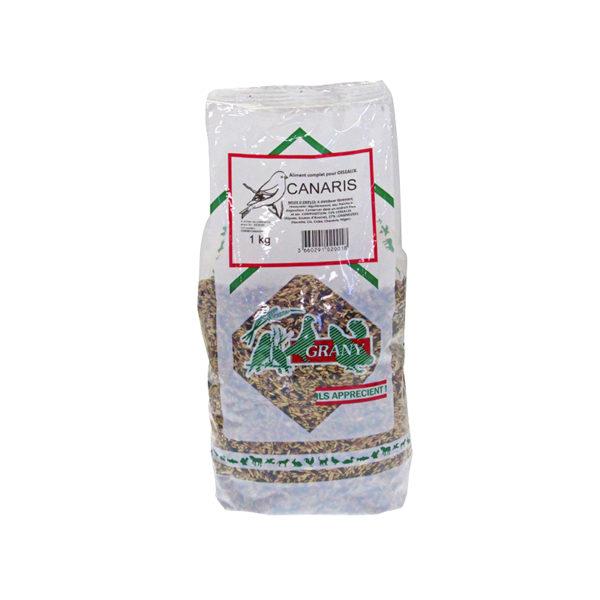 Mélange de graines pour canaris