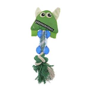 Peluche corde - vert