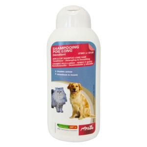 Shampooing démêlant pour chien et chat