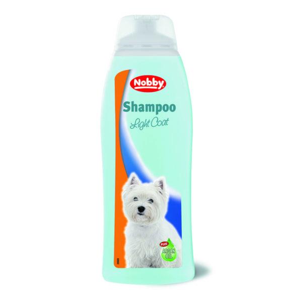 Shampooing poil clair