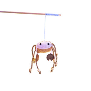 Canne à pêche crabe