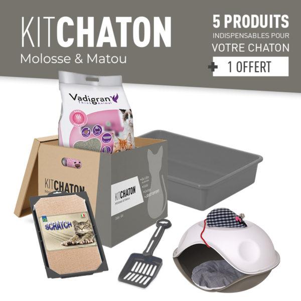 KIT CHATON COLORIS GRIS