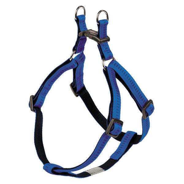 Harnais en nylon - bleu